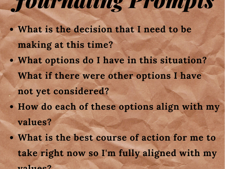 Stop stressing about hard choices - 5 reflection questions for making better decisions