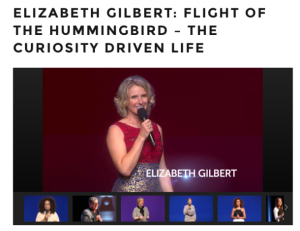 Elizabeth Gilbert Talk Super Soul Sunday