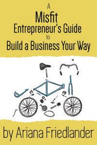 Why the Bike? Misfits Want Freedom Thru Entrepreneurship