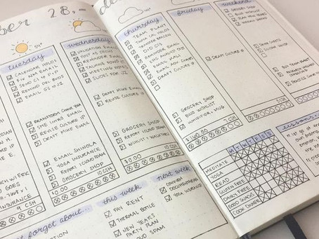 6 Tips to Make Your Journal More Functional AKA Lessons Gleaned from My Bullet Journaling Experiment
