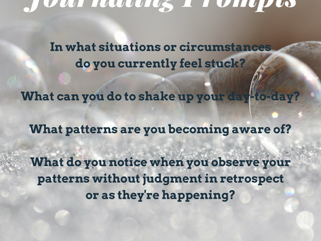 4 Reflection Questions for Developing Awareness of Your Patterns