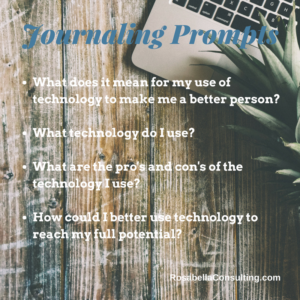 4 Reflections Questions for Improving Your Relationship with Technology
