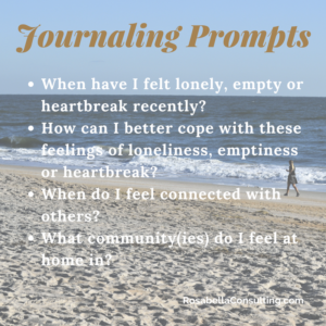 We All Feel Lonely Sometimes, Here are Four Reflection Questions to Help You Deal