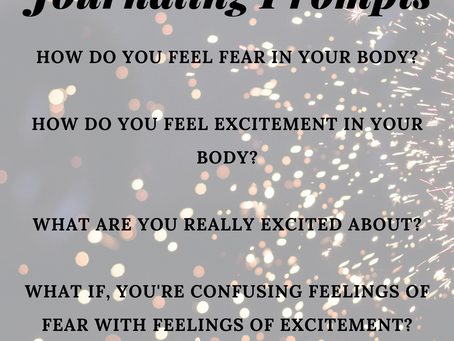 Try This One Simple Trick for Reframing Fear