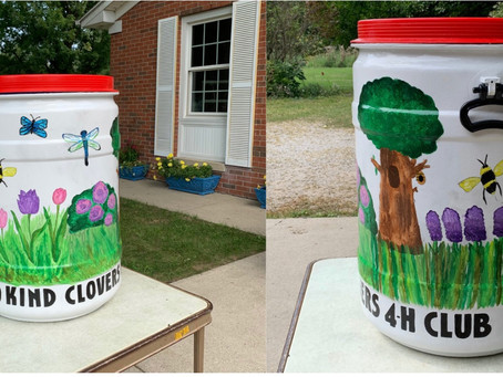 Winner Announced for the Recycling Barrel Competition
