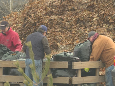 Meet the Organizations Bringing in Tons of Leaves