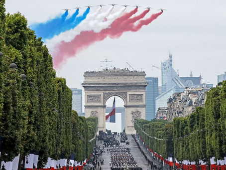 Point Culture - Le 14 juillet: La Fête Nationale