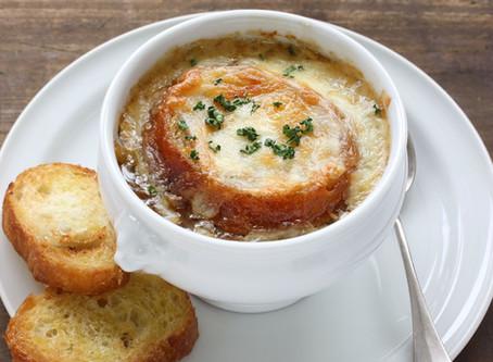 Cuisine - Soupe à l'oignon