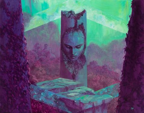 """Shrine II"""