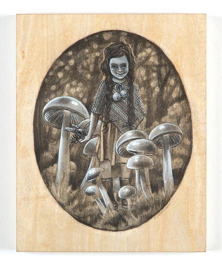 """Little Mycena"""