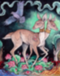 Two of Wands Deer final1.jpg
