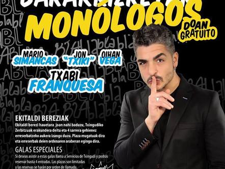 MONÓLOGOS DEL RECICLAJE