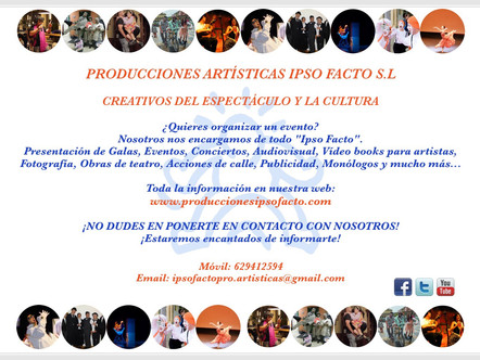 ¿Quieres organizar un evento divertido y original?