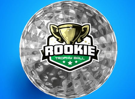 Rookie Trophy Ball