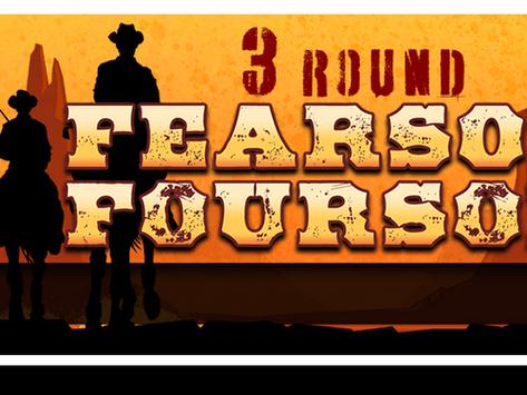 3 Round Fearsome Foursome