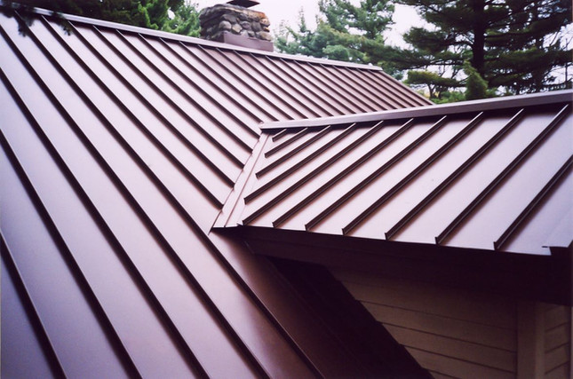 standing seam roofing lynchburg
