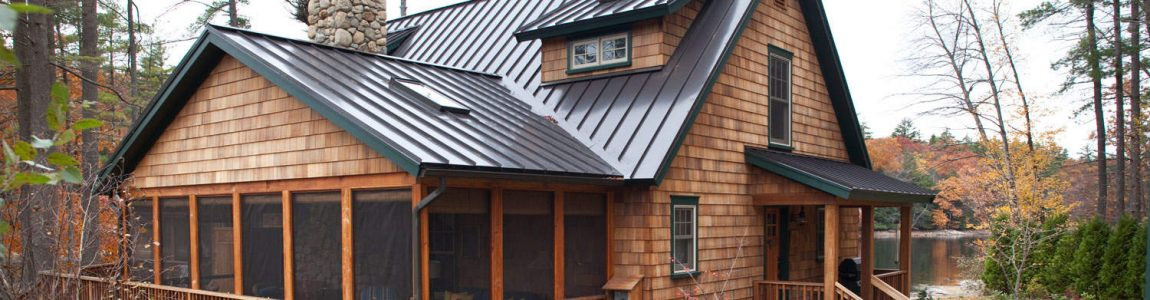 Standing Seam Metal Roof lynchburg