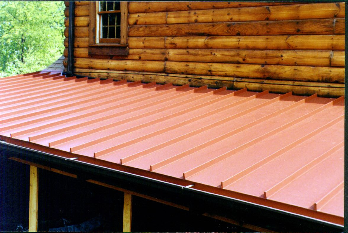 Standing Seam Metal lynchburg