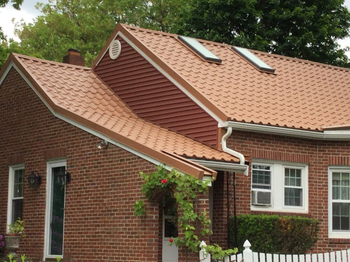 Metal Shingles Roofing Lynchburg