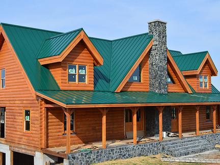 Standing Seam Metal Roof lynchburg