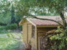 Abris jardin