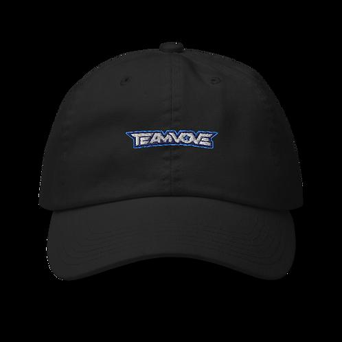 Team Vove X Champion Dad Hat (Classic Edition)