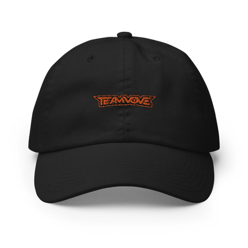 Team Vove X Champion Dad Hat (Fall Edition)