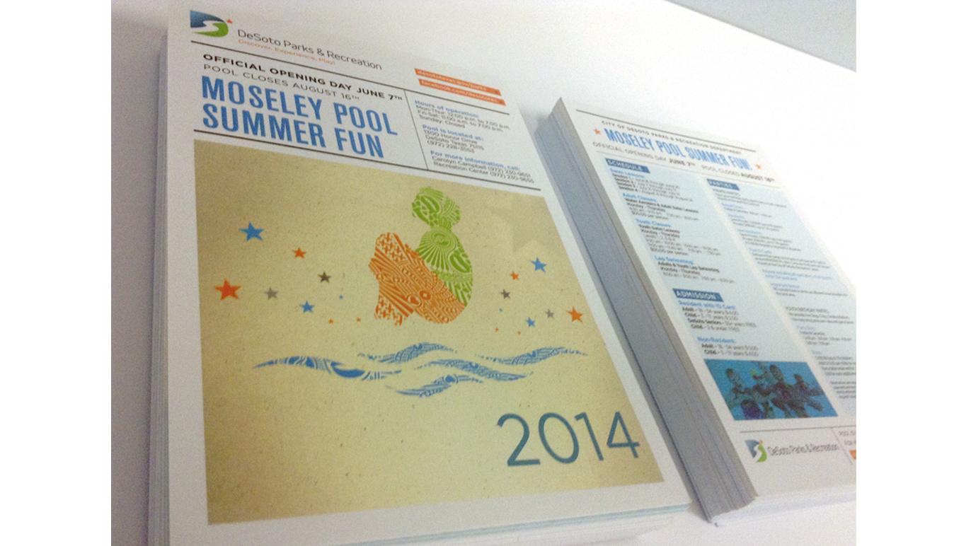 Event Print Marketing Materials