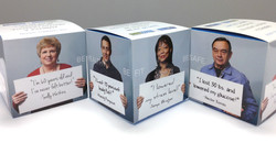 LiveWell Promotional Give-A-Way Box