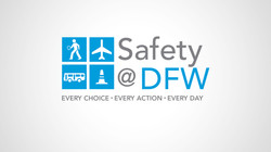 Safety Campaign Theme Logo