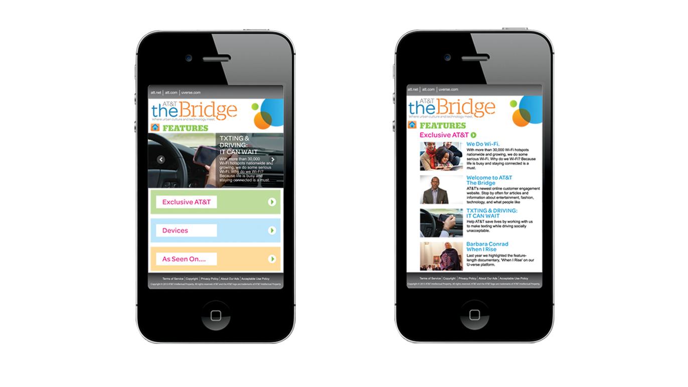 Website: Mobile Application