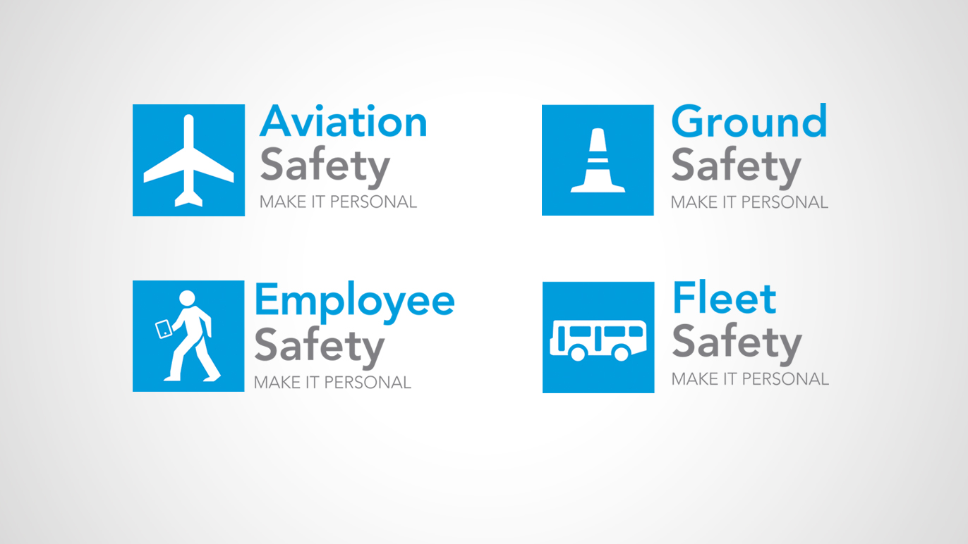 Safety Campaign Logo System