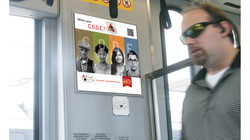 Transit Rail Marketing Materials