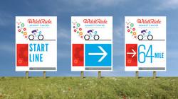 Event Wayfinding Signage