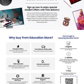 Samsung Edu Store
