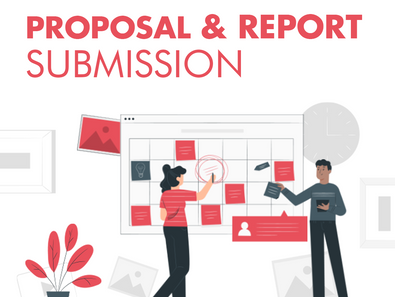 Online Submission of Proposal and Report