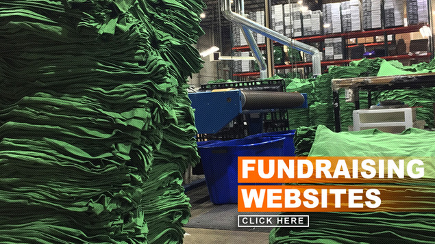 Similar to a group order site, fundraising webstores allow us to take the stress out of ordering apparel with no up front costs. Set your own price markups to garment cost, and Inkd Apparel will send you a check with your profits after the store closes. This service is ideal for schools, non-profits, events, and religious organizations.