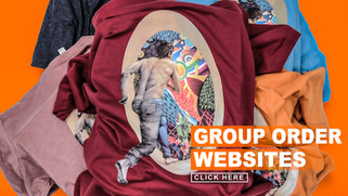 Large group order stressing you out? Let us help. Inkd Apparel can create a FREE website where your group can place their orders remotely, so you don't have to hassle with gathering sizes or collecting money. You can even have the garments shipped individually to each group members home. This service is ideal for school spirit wear, events, sports teams, and many more! Ask a representative for more details.