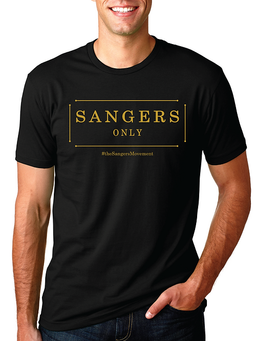 Sangers Only (Unisex)