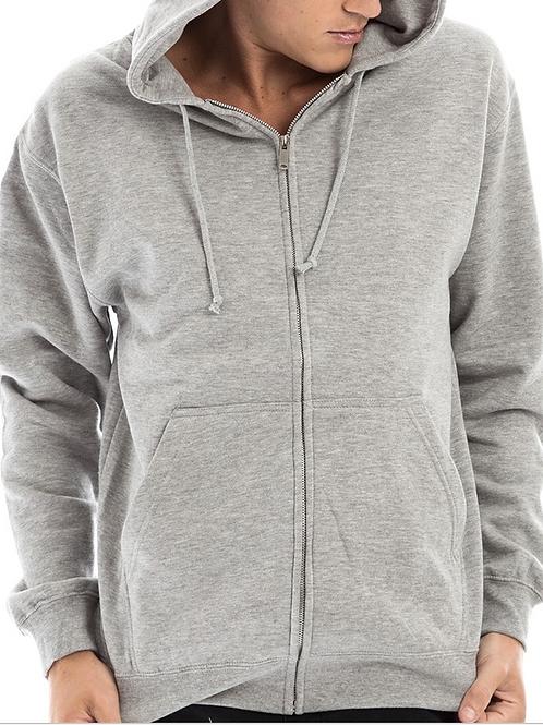 Customize Your Zipper Hoodie (Unisex)