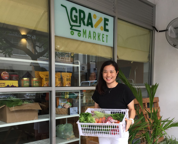 Investing time into Graze Market