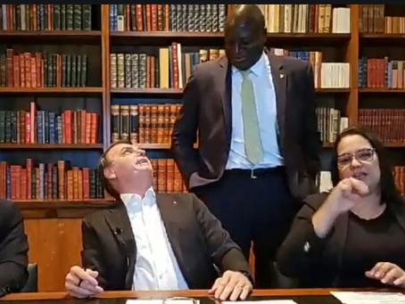 """Hans River e Hélio Lopes: que """"negros"""" são estes?"""