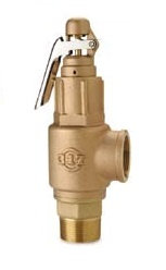 317 SV-B29 (S3W-LR) 銅上牙把手安全閥 bronze safety relief valve