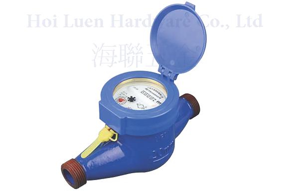 NINGBO 寧波牌 LXS-F 上牙冷水表 cold water meter