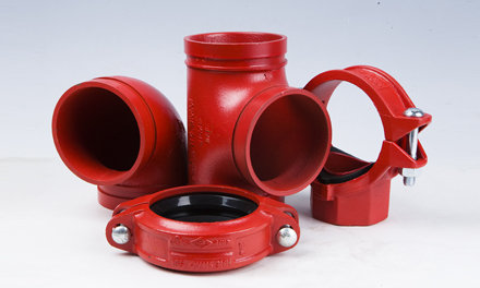 MECH 起坑配件 Grooved Pipe Fitting
