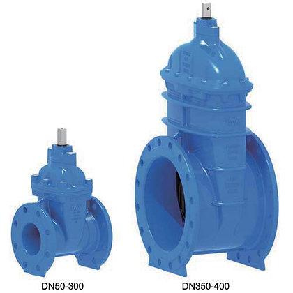 AVK 21/30 球墨鑄鐵法蘭式膠膽閘掣 ductile iron resilient gate valve