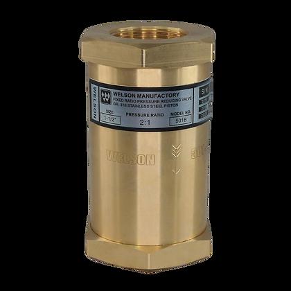 WELSON 501B 銅比例式減壓掣 bronze pressure reducing valve ratio type