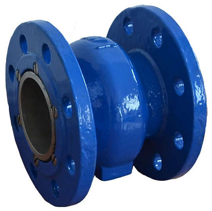 JAMES FSCM 法蘭式球形無聲止回閥 globe style silent check valve