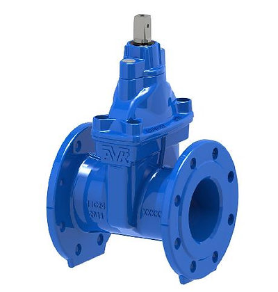 AVK 21/36 球墨鑄鐵法蘭式膠膽閘掣 ductile iron resilient gate valve