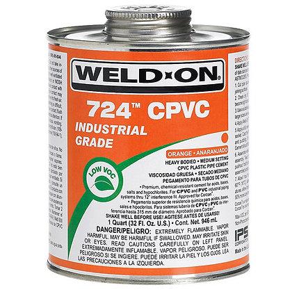 Weld-On® 724™ CPVC 膠粘劑 cement